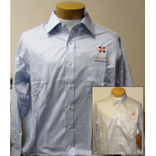 Geoffrey Beene Polished End On End Shirt